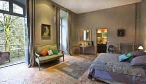 Chambre du Grand Salon, chambre d'Hôtes de charme, luxe, design