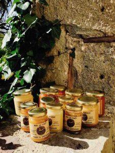 La Cerise sur le Château, boutique de décoration, Ardèche méridionale